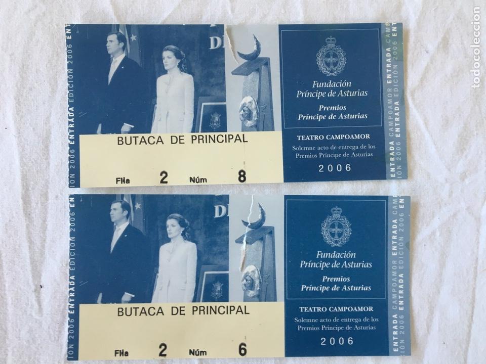 Documentos antiguos: INVITACIÓN DE SU ALTEZA REAL DON FELIPE DE BORBON ALOS PREMIOS PRINCIPE DE ASTURIAS 1988 - Foto 12 - 194494507