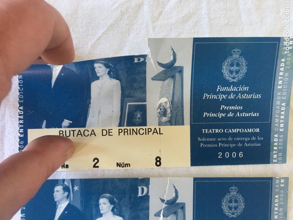 Documentos antiguos: INVITACIÓN DE SU ALTEZA REAL DON FELIPE DE BORBON ALOS PREMIOS PRINCIPE DE ASTURIAS 1988 - Foto 14 - 194494507