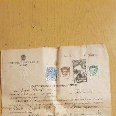 Documentos antiguos: CONSEJO NACIONAL DE VETERINARIOS DE ESPAÑA. Lote 194510391