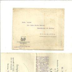 Documentos antiguos: C1.- ASOCIACION DE SUPERVIVIENTES DE LAS CAMPAÑAS DE CUBA Y FILIPINAS - NOMBRAMIENTO SOCIO HONOR. Lote 194570582