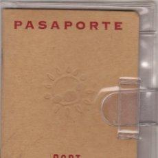 Documentos antiguos: PASAPORTE PORT AVENTURA.1995.. Lote 194727911