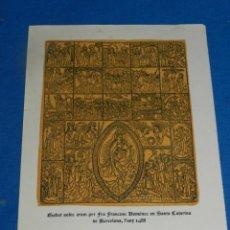 Documentos antiguos: (M) PROGRAMA FESTES DEL ROSER ANY 1915, 4 PAG, 18X25CM, BUEN ESTADO. Lote 194777925
