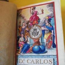 Documentos antiguos: EJECUTORIA REAL MARQUES FIRMA CARLOS IV YO EL REY 1804. Lote 194942440