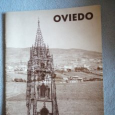 Documentos antiguos: OVIEDO , UN PLAN PARA VIVIR MEJOR..., - FOLLETO EXPLICATIVO DEL PLAN DE ORDENACION URBANA. Lote 194981988