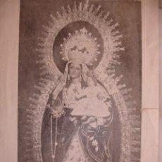 Documentos antiguos: NUESTRA SEÑORA DEL ROSARIO DE SAN MARCOS LOS SERVITAS SEVILLA 1940.13X21. Lote 195163748