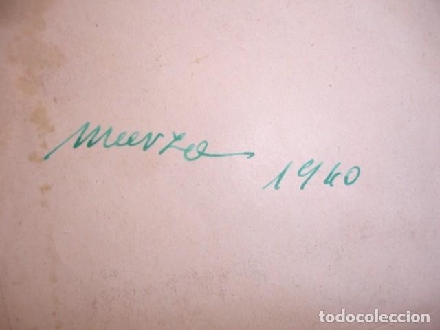 Documentos antiguos: NUESTRA SEÑORA DEL ROSARIO DE SAN MARCOS LOS SERVITAS SEVILLA 1940.13X21 - Foto 2 - 195163748