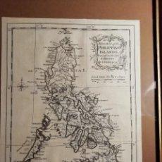 Documentos antiguos: ISLAS FILIPINAS, SIGLO XVIII. Lote 195182658