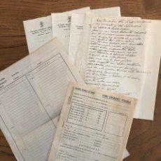 Documentos antiguos: LOTE DE DOCUMENTOS DE FALANGE. Lote 195260441