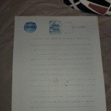Documentos antiguos: DOCUMENTO NOTARIAL REPUBLICA ESPAÑOLA. Lote 195272478