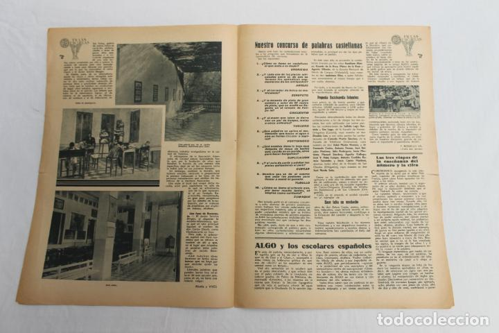 Documentos antiguos: EN LAS ESCUELAS, VALENCIA, ESCUELA REFORMATORIO FUNDADA POR UN TORERO, 1936 - Foto 2 - 195385995