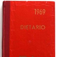 Documentos antiguos: DIETARIO PARA 1969 DE CERVEZAS DE CALIDAD MAHOU - SIN USAR. Lote 195768703