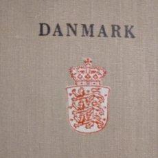 Documentos antiguos: PASAPORTE DE DINAMARCA 1960, PASSPORT, PASSEPORT,REISEPASS. Lote 196383163