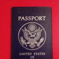 Documentos antiguos: PASAPORTE DE USA BICENTENARIO 1976, PASSPORT SWISS PASSEPORT,REISEPASS. Lote 197497985