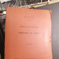 Documentos antiguos: ALICANTE RED NACIONAL DE FERROCARRILES ESPAÑOLES GRAN LOTE DE 50 ALBARANES. Lote 197772558