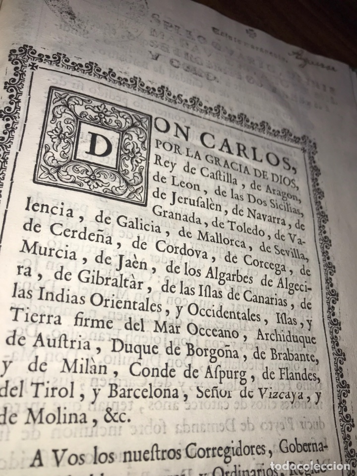 HUESCA. PROVISIÓN EJECUTORIA DE INFANZONÍA JOSEPH DE ALQUEZAR Y PORTERIA. BARBASTRO, BARBUÑALES.1767 (Coleccionismo - Documentos - Otros documentos)