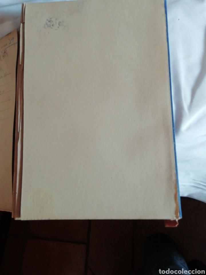 Documentos antiguos: Libro oficial pago de haberes 1946 - Foto 9 - 200647061