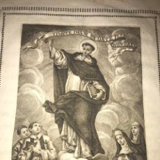 Documentos antiguos: VALENCIA 1825. REGLAMENTO COLEGIO HUERFANOS SAN VICENTE FERRER.. Lote 202372392