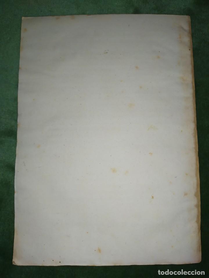 Documentos antiguos: 1834. 2 Proyectos de Ley sobre el Sistema Monetario. Conde de Toreno. - Foto 8 - 203049992