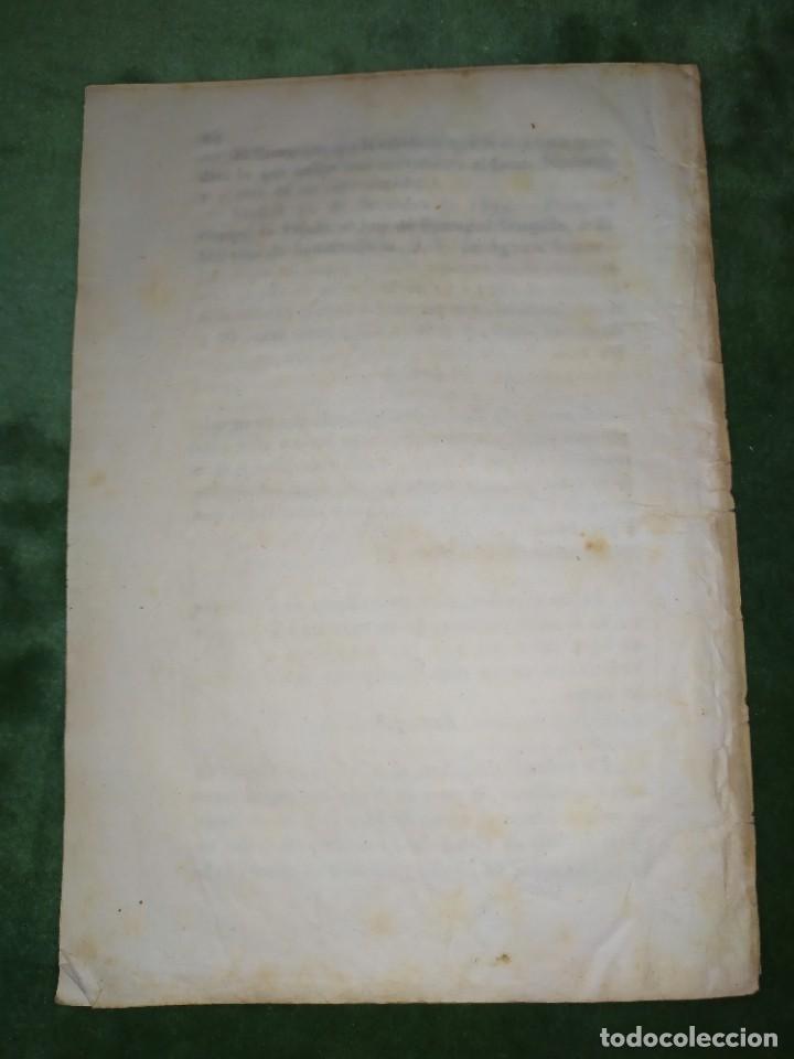Documentos antiguos: 1834. Dictamen de la Comisión de Hacienda. - Foto 10 - 203051827