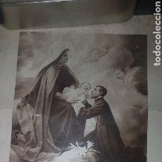 Documentos antiguos: DIPLOMA DE LA CONGREGACIÓN DE LA INMACULADA Y SAN ESTANISLAO VALLADOLID 1944. Lote 204331983