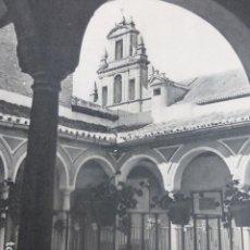 Documentos antiguos: SEVILLA CONVENTO ANTIGUA LAMINA HUECOGRABADO AÑOS 50. Lote 204639006