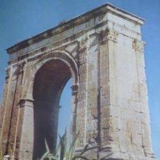 Documentos antiguos: TARRAGONA ARCO DE BARÁ ANTIGUA LAMINA HUECOGRABADO AÑOS 50. Lote 204642496
