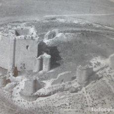 Documentos antiguos: ISCAR VALLADOLID CASTILLO ANTIGUA LAMINA HUECOGRABADO AÑOS 40. Lote 205810747