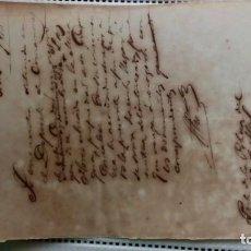 Documentos antiguos: ESCLAVOS.--DETENIDO 1 NEGRO. Lote 206300221