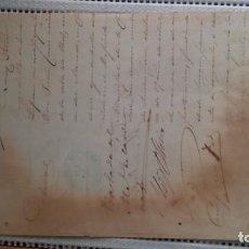 Documentos antiguos: ESCLAVOS.--DETENIDO 1 NEGRO. Lote 206300756