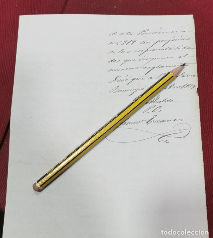 Documentos antiguos: BORMUJOS, SEVILLA, 1829, SOLICITUD DE CEDULAS A PERSONAS RELACIONADAS - Foto 2 - 206331231