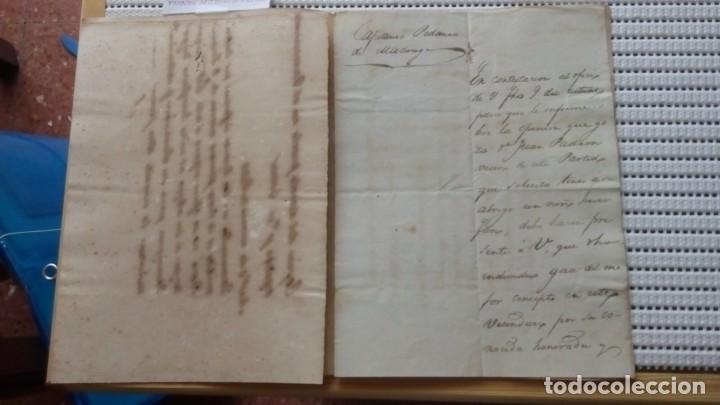 Documentos antiguos: INFORMES SOBRE UNA PERSONA PARA TENER A SU ABRIGO UN NIÑO. P104 - Foto 3 - 206969466