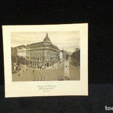 Documentos antiguos: FELICITACION BANCO DE VIZCAYA - 1943 / 1944 - RIEUSSET - BARCELONA. Lote 207303396