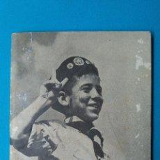 Documentos antiguos: CARNET DE LLOBATÓ - BARCELONA 1962. Lote 208379683