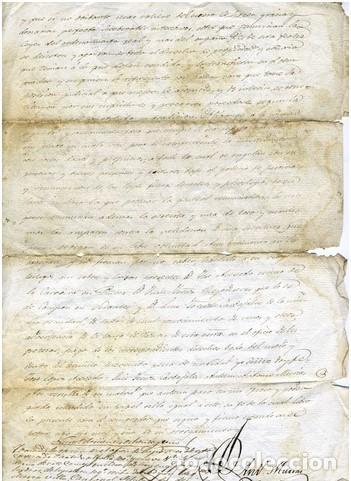 Documentos antiguos: DOCUMENTO DE VENTA/CESION - Foto 2 - 213431978
