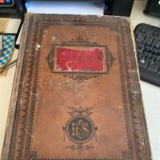 Documentos antiguos: LIBRO DE CAJA. Lote 223542482