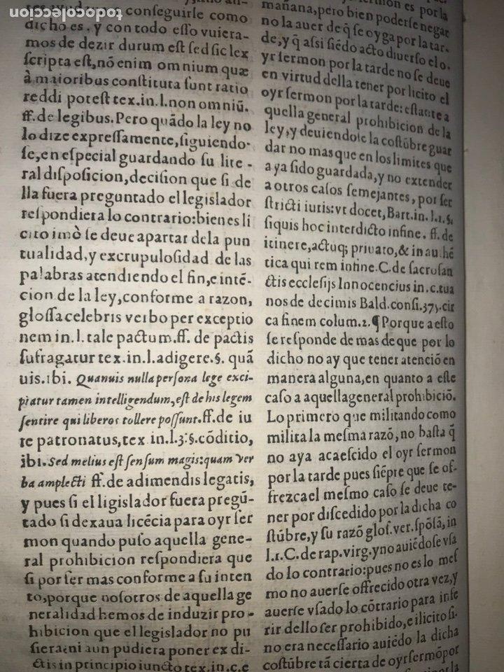 Documentos antiguos: CIRCA 1650. ALCALA DE HENARES. PLEITO SOBRE PLAZA CATEDRA UNIVERSIDAD ALCALÁ. FIRMA MANUSCRITA - Foto 5 - 217726145