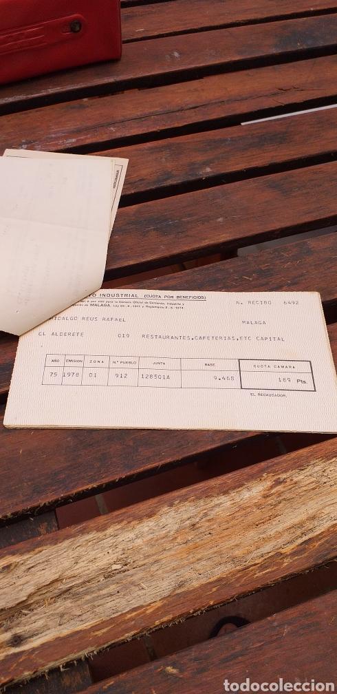 Documentos antiguos: Tributos locales ,licencia fiscal - Foto 4 - 220082315