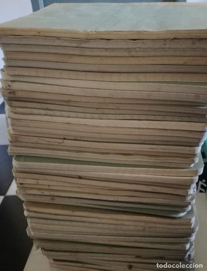 LOTE 50 CUADERNOS AÑOS 40-50 NUEVOS (Coleccionismo - Documentos - Otros documentos)