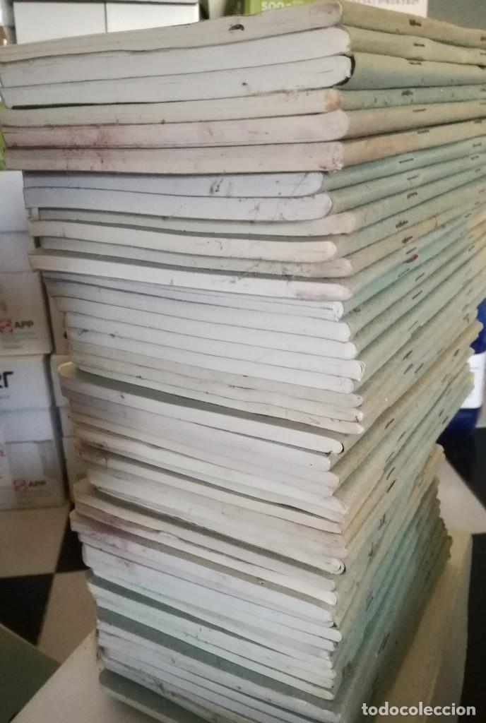 Documentos antiguos: LOTE 50 cuadernos años 40-50 NUEVOS - Foto 2 - 220265691
