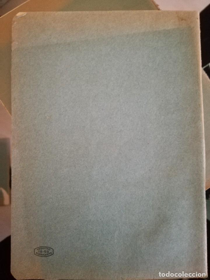 Documentos antiguos: LOTE 50 cuadernos años 40-50 NUEVOS - Foto 4 - 220265691
