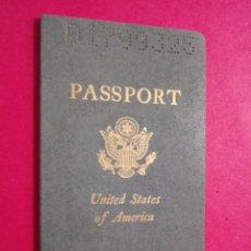 Documentos antiguos: PASAPORTE DE USA 1973, PASSPORT,PASSEPORT,REISEPASS. Lote 222077338