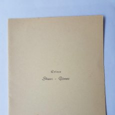 Documentos antiguos: INVITACION A CASAMIENTO, BODA. INVITATION TO WEDDING INVITATION AU MARIAGE 1959. Lote 222617498