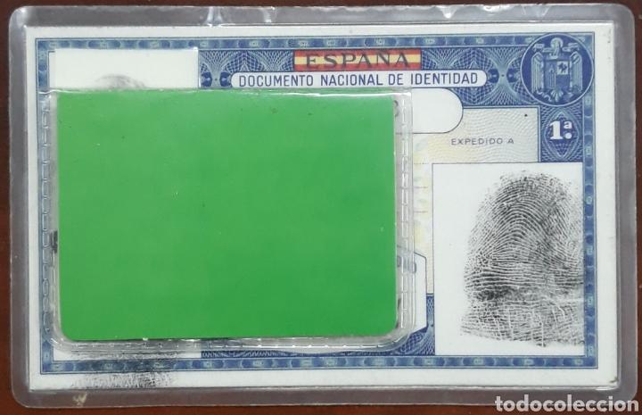 DOCUMENTO NACIONAL DE IDENTIDAD (Coleccionismo - Documentos - Otros documentos)