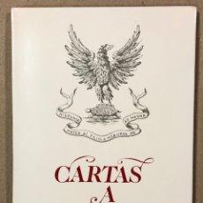 Documentos antiguos: CARTAS A DON PEDRO (EXLIBRIS DE PEDRO SAINZ RODRÍGUEZ). 53 CARTAS DE UNAMUNO, AZORIN, ORTEGA Y GASSE. Lote 226859170