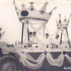 Documentos antiguos: FESTES SANT PERE DE REUS 1963 FOTO ORIGINAL 13X9CTMS. Lote 227815175