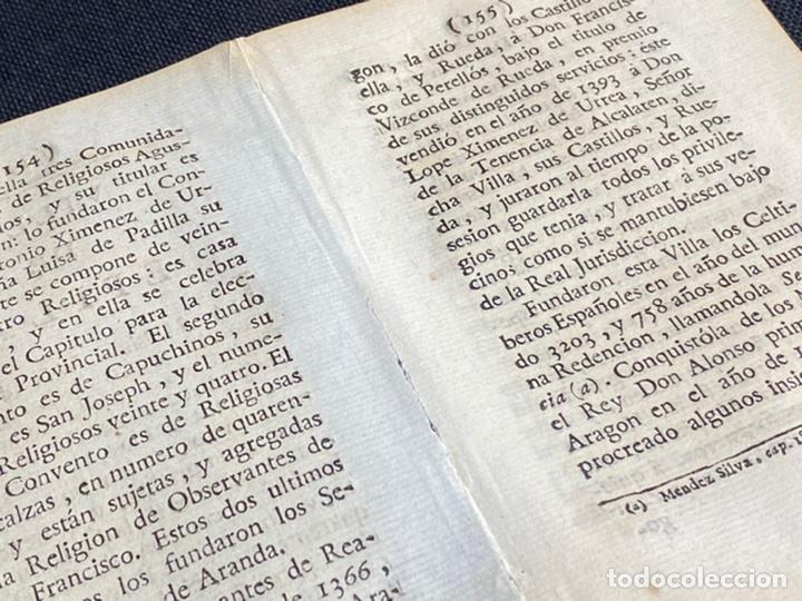 Documentos antiguos: DESCRIPCIÓN DE ÉPILA DEL AÑO 1779. IMPRESO ORIGINAL. - Foto 2 - 238838090