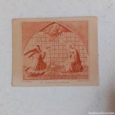 Documentos antiguos: 1945. RECORDATORIO DE LA 1.ª COMUNIÓN DE SIXTE HENRI DE BORBÓN.. Lote 241022485