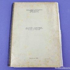 Documentos antiguos: TESI DOCTORAL LAS BRIGADAS INTERNACIONALES, SU PASO POR CATALUÑA, 1998, MANUEL GONZALEZ MORENO.. Lote 244013080
