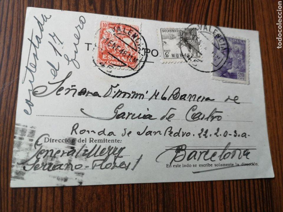 T0F1. CARTA. LANCEROS DE VILLAVICIOSA. FRANCISCO DE PAULA MERRY PONCE DE LEON (Coleccionismo - Documentos - Otros documentos)