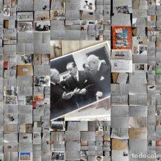 Documentos antiguos: GRAN LOTE DE DOCUMENTOS ORIGINALES. JOSÉ FÉLIX DE LEQUERICA. MINISTRO DE FRANCO. ALCALDE DE BILBAO.. Lote 254042475
